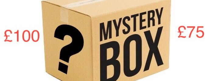 WRESTLE BOX ONE OFF MYSTERY BOXES