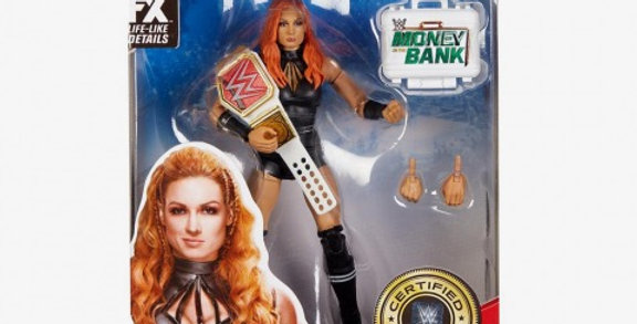 WWE Elite 85 - Becky Lynch