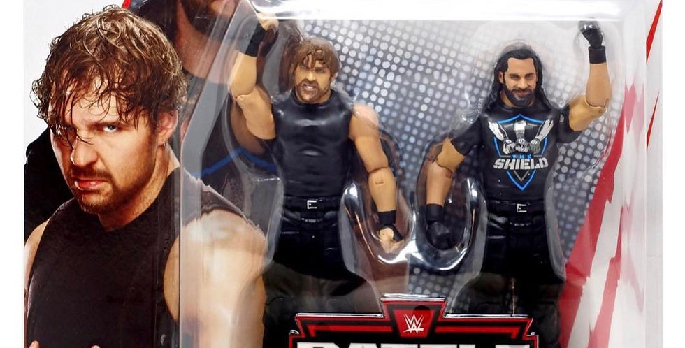 The Shield Battle Pack 59