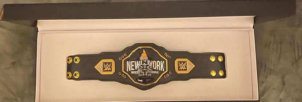 NXT Takeover New York 2019 Mini Replica Belt