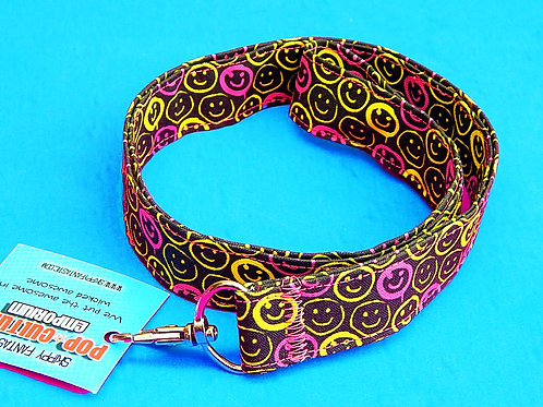 All Smiles Lanyard and Badge Holder