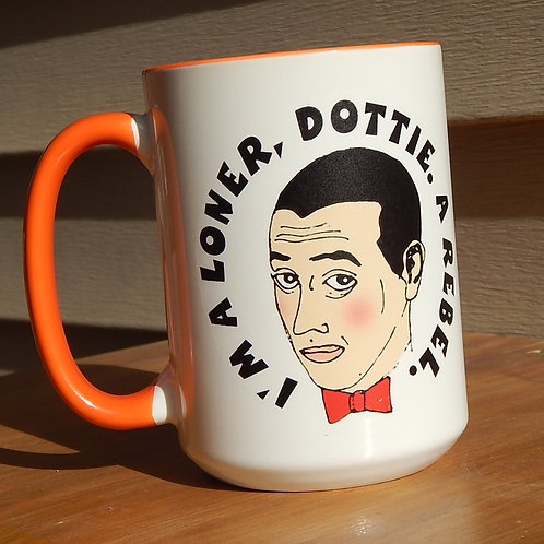 Pee-Wee Herman 16oz Ceramic Mug