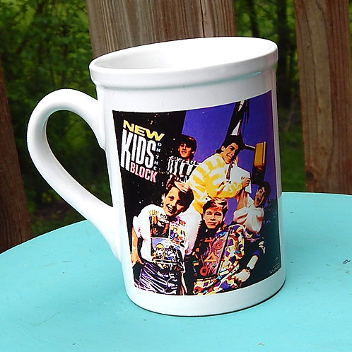 NKOTB 16oz Ceramic Mug