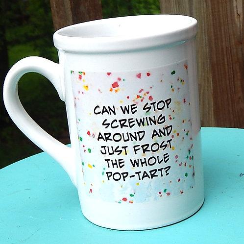 Pop-Tart 16oz Ceramic Mug