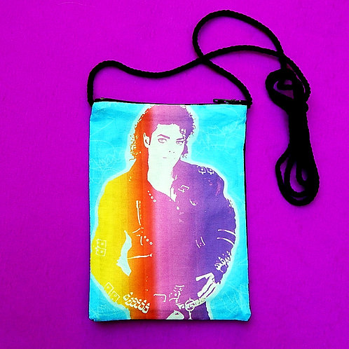 The King of Pop Cell Phone Purse