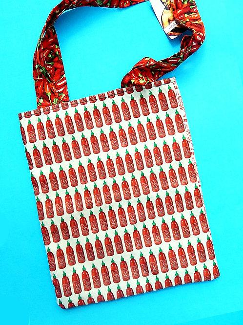 Sriracha Tote Bag