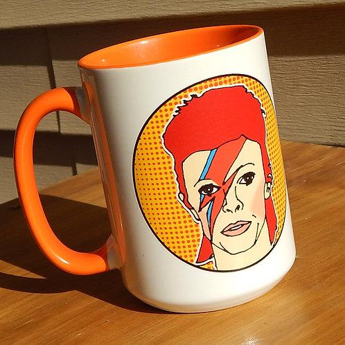 Ziggy Stardust 16oz Ceramic Mug