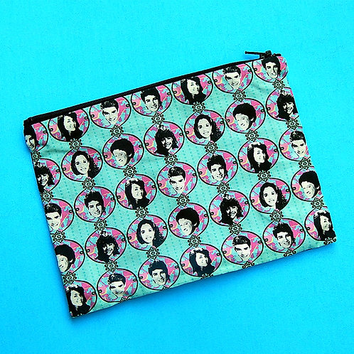 Saved by the Bell Zipper Pouch