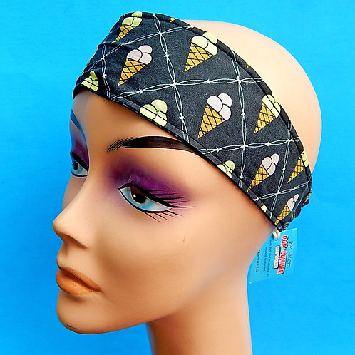 I Scream You Scream Headband