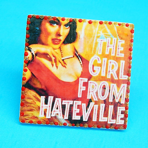 The Girl from Hateville
