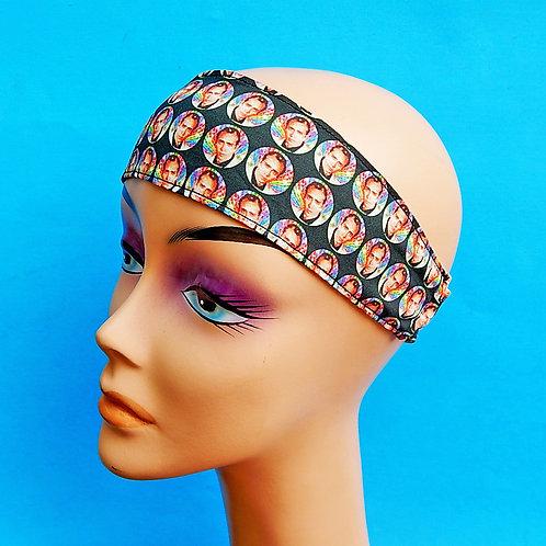 Unlock the Cage Headband