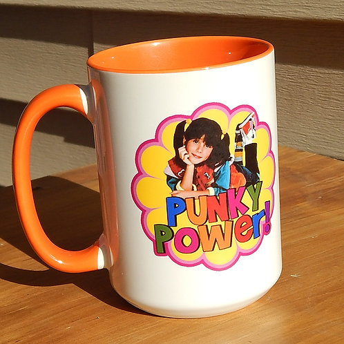 Punky Power 16oz Ceramic Mug