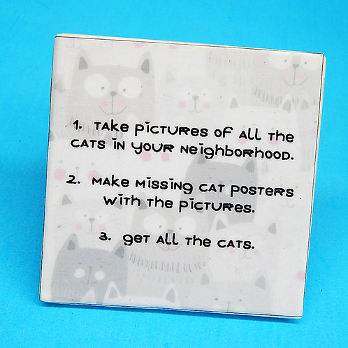 Get All the Cats