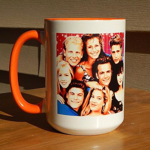 90210 16oz Ceramic Mug