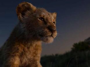 'El rey león' recauda 185 millones en su primer fin de semana