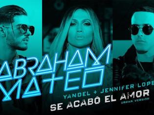 Abraham Mateo se une a Jennifer López y Yandel para nuevo tema