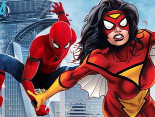 Sony prepara una cinta animada de 'Spider-Woman'