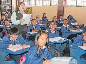 Libros escolares buscarán igualdad de género en 2019