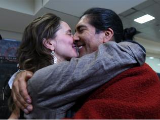 Historia de Yaku y Manuela se narra en documental