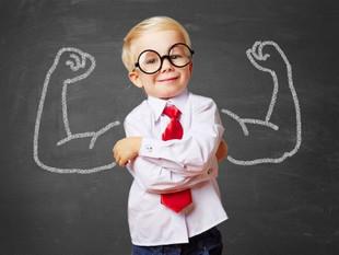 Para fortalecer el autoestima en sus niños