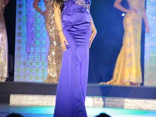 Mayra Bravo se siente preparada para ganar en el Miss Ecuador