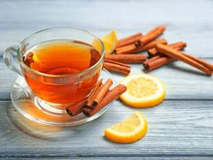 Los beneficios de tomar té de canela y limón