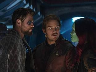 'Vengadores: Infinity War' es la película con más errores de 2018