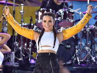 Show de Demi Lovato en Quito ahora será en el coliseo Rumiñahui