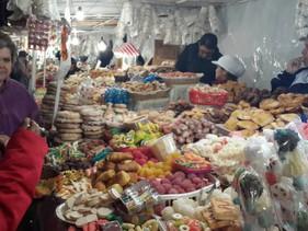 Dulces, protagonistas de fiesta del Corpus Christi en Cuenca