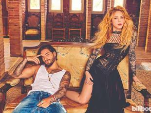 Shakira y Maluma en la clandestinidad