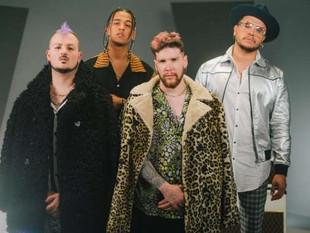 Piso 21 y Black Eyed Peas lanzaron su nueva canción