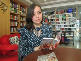 Cuenca y sus tradiciones inspiraron a la poeta Isabel Aguilar