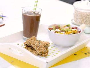 Incluir cacao en el desayuno mejora la cognición de los niños, dice experta