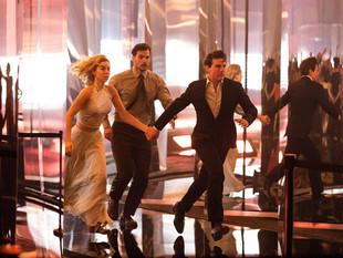 'Misión imposible 6', más acción con Tom Cruise y Henry Cavill