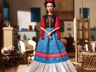 Mattel enfrenta un conflicto legal por la imagen de la Barbie Frida Kahlo