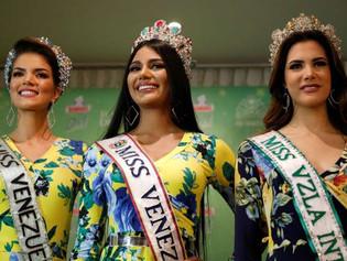 Miss Venezuela se derrumba por escándalos de corrupción