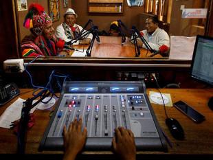 Luis Soto, el hombre que entrenó para narrar el Mundial en quechua