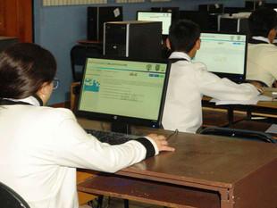 Jóvenes podrán revisar sus notas del examen Ser Bachiller desde mañana