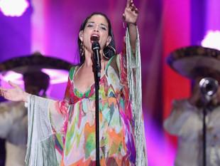 Natalia Jiménez lanza su nuevo álbum 'México de mi corazón'