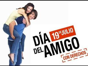 """Hoy 19 de julio se """"celebra"""" el Día de los Amigos con Derechos"""