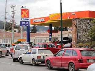 PetroEcuador garantiza dotación de gasolina