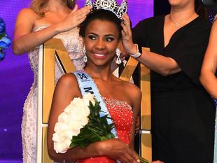 Nicole Ocles, la primera Miss World afro de Ecuador