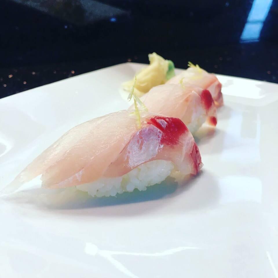 Rockfish Sushi