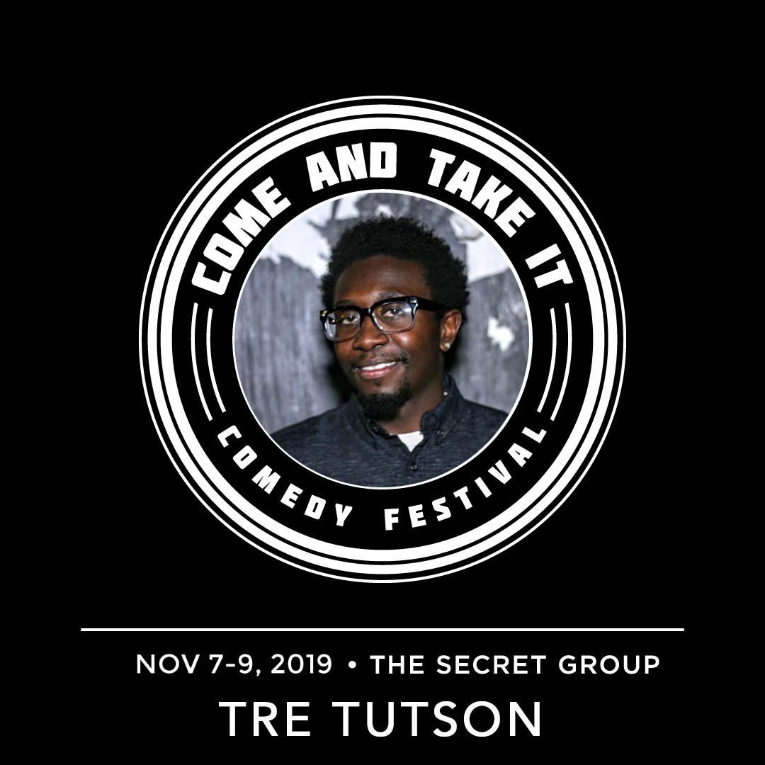 TRE TUTSON