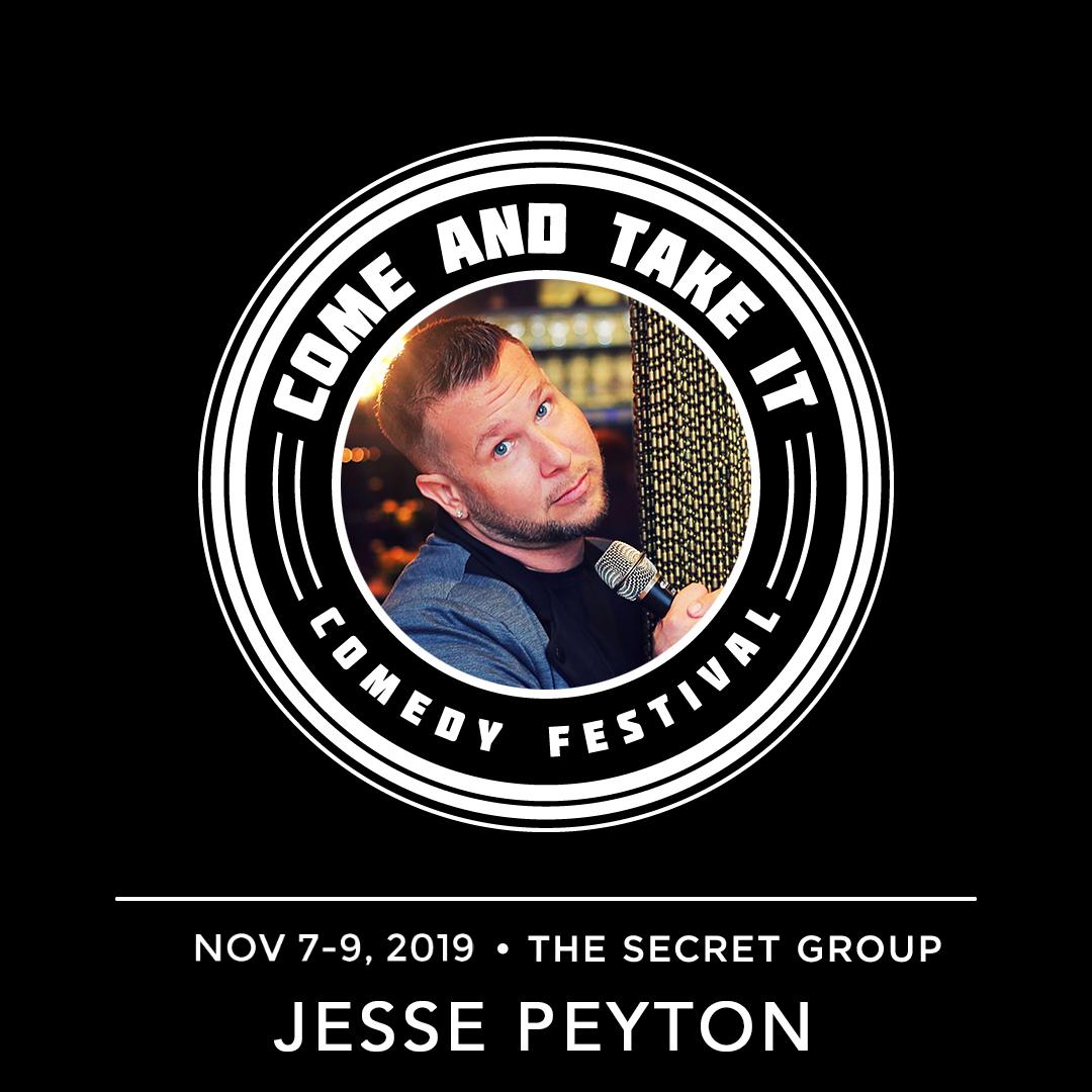 JESSE PEYTON
