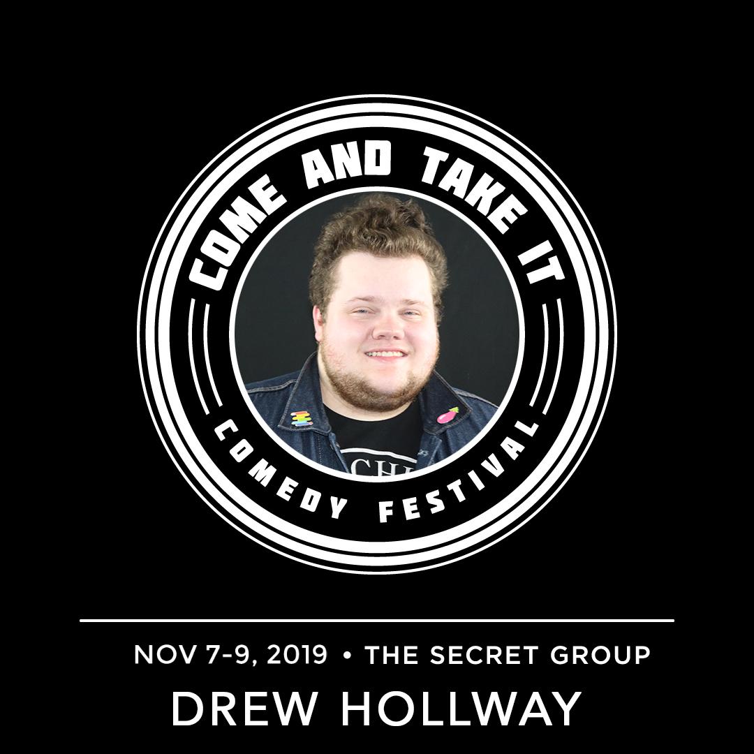 DREW HOLLWAY
