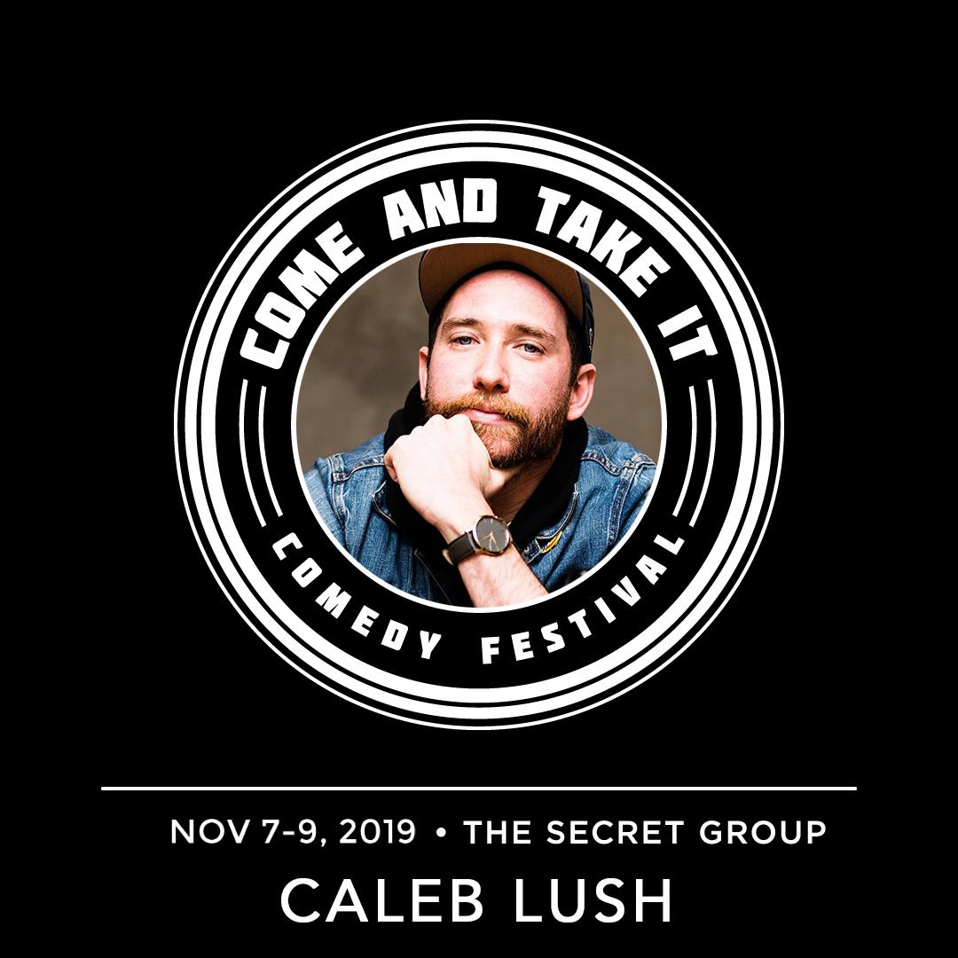 CALEB LUSH