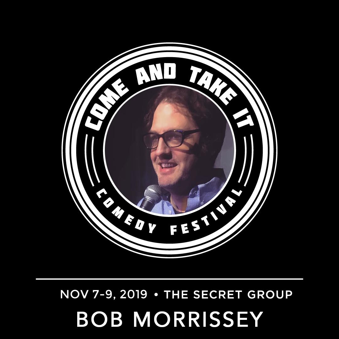 BOB MORRISSEY