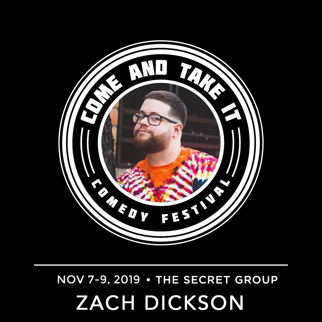 ZACH DICKSON