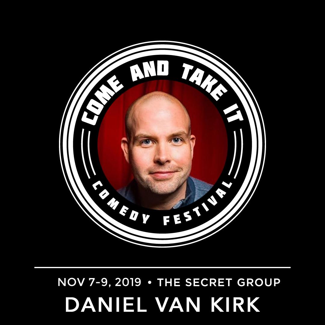 Daniel Van Kirk